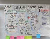Glocal Camp, Paris 2016.