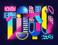 Tokyo Illustrated Type