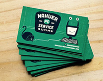 Ilustraciones para Nahuer PC Service