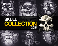 Skull Collection 2015