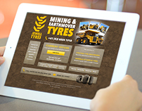 Jewell Tyres - Mining & Earthmoving Tyres website
