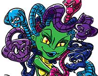 Medusa Toon