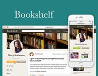Bookshelf web service