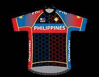 [Mock-Up] PH Cycling Team Jersey