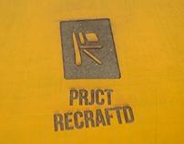 Prjct Recraftd Branding