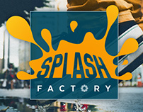 Splash Factory Branding