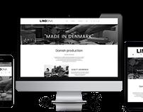 LIND DNA Magento Webshop Redesign