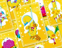 Postcard Calendar '12
