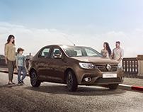 Renault Symbol ( Made in Bladi )