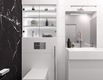 MARBLE WC