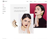 Emercato Jewelry - Sectioned Shopify Theme