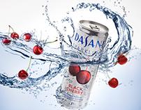 Dasani Sparkling - Advertising