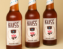 KBAC - Kvass Russian Soda