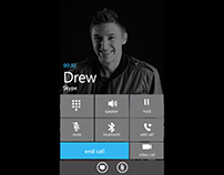 Skype call integration to Windows Phone