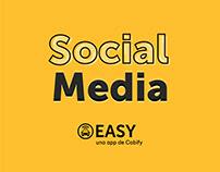 Easy 2019 - Social media