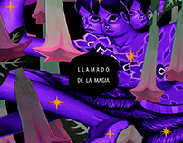 LLAMADO DE LA MAGIA / MAS ALLÁ