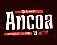 Ancoa + FreeDemo!