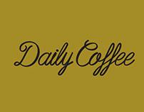 Daily Coffee - Branding