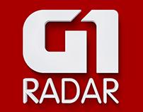 Aplicativo Radar G1