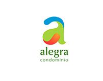 Alegra condominio | Branding