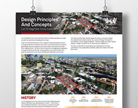 Design principles and concept Poster