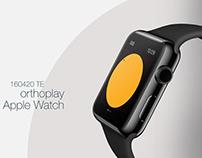 orthoplay Apple Watch