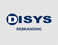 DISYS Rebranding