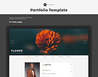 Personal Resume – Material html template
