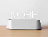 NOAH: Desktop Cable Organiser