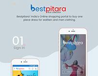Bestpitara App Landing