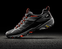 Merrell - Moab FST 2 Launch Campaign