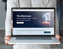 Science Fiction Author Website