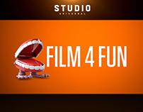 Studio Universal | Rebranding Channel