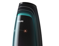 2012_PHILIPS Hair dryer CONCEPT_for HIM