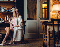 Daniela Carreri Dresses | Fashion Shooting