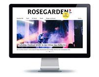 Webseite | ROSEGARDEN Magazin