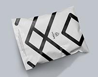 Lourie logo design & identity concept