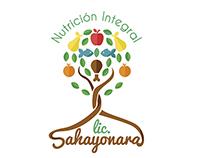 Diseño de logotipo Nutrición Integral