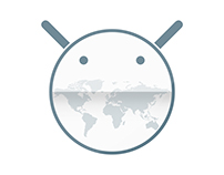 Android World Logo