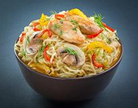 Noodi noodles