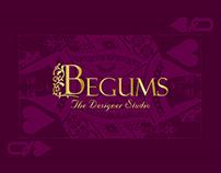 BEGUMS - The Designer Studio