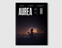 Revista Aurea   Diseño Editorial