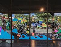 Design Week Philippines 2016 Mural