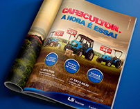 LS Tractor Campo Forte   Varejo
