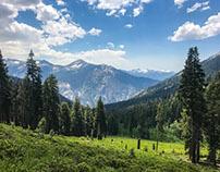 Sierra High Route