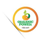 Logo Design: Organic Power