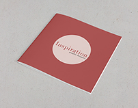 Inspiration - Brochure graphic designer