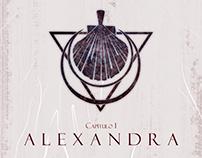 Venus en Acuario I: Alexandra
