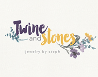 Twine & Stones - Logo Creation