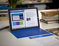 Microsoft - Surface Pro 3 - Direct Mail